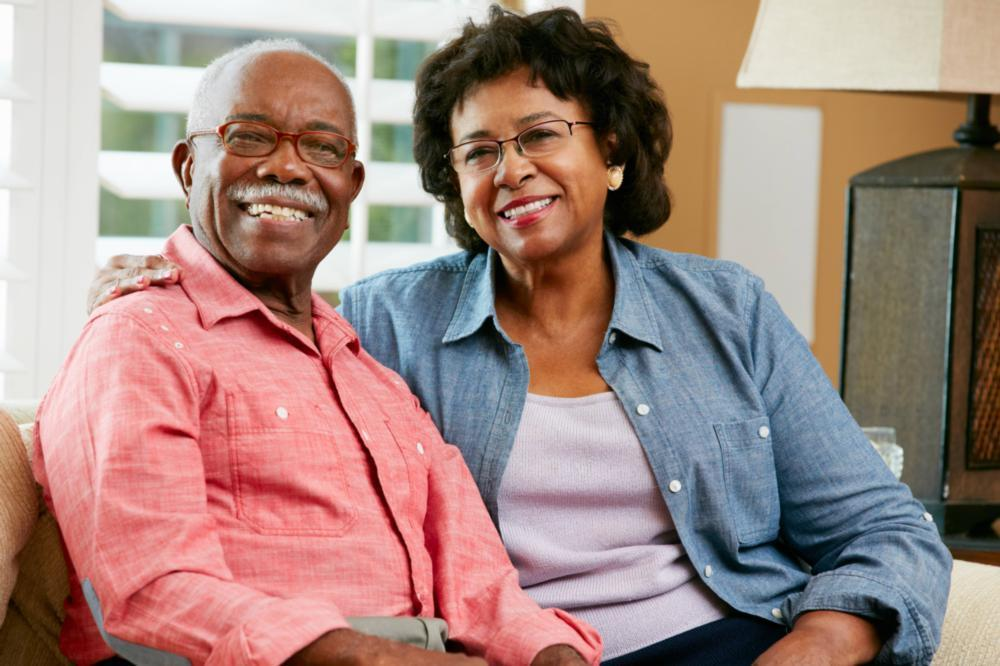 Couple | Dentures in Birmingham AL
