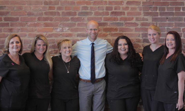 the staff at cook family cosmetic and family dentistry | Birmingham, al