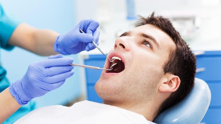 Dental Patient in Char | Cook Family and Cosmetic Dentistry
